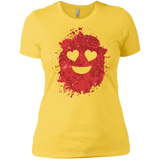 Boyfriend Tee, Mudy Shirt, Emoji, Smiley
