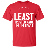 FNN The Least Trusted Name In News 2309 G200 Gildan Ultra Cotton T-Shirt