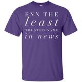 FNN The Least Trusted Name In News 2291 G200 Gildan Ultra Cotton T-Shirt