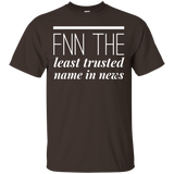 FNN The Least Trusted Network In News 2303 G200 Gildan Ultra Cotton T-Shirt