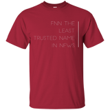 FNN The Least Trusted Network In News 2294 G200 Gildan Ultra Cotton T-Shirt
