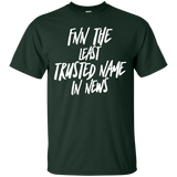 FNN The Least Trusted Network In News 2307 G200 Gildan Ultra Cotton T-Shirt