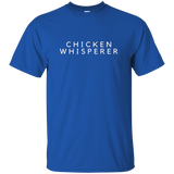 Chicken Whisperer org  G200 Gildan Ultra Cotton T-Shirt