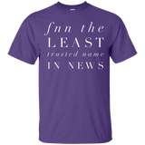 FNN The Least Trusted Network In News 2290 G200 Gildan Ultra Cotton T-Shirt
