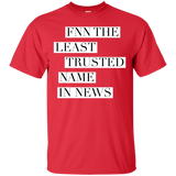 FNN The Least Trusted Name In News 2270 G200 Gildan Ultra Cotton T-Shirt