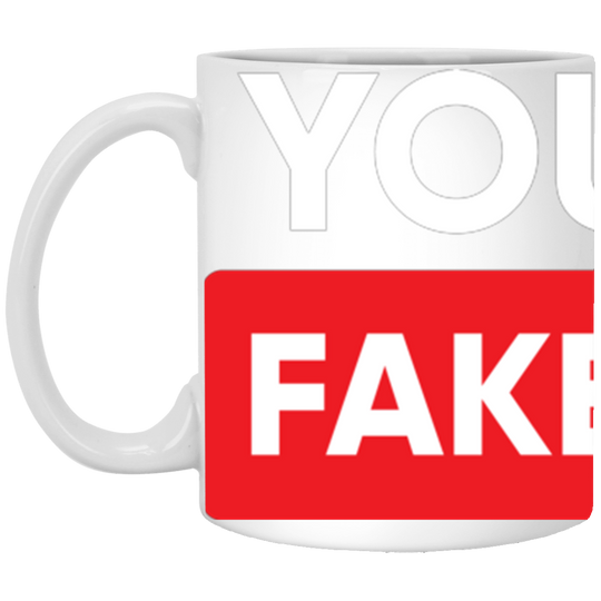 Fake News, Mugs With Quotes, Mugs For Mom, Mugs For Men