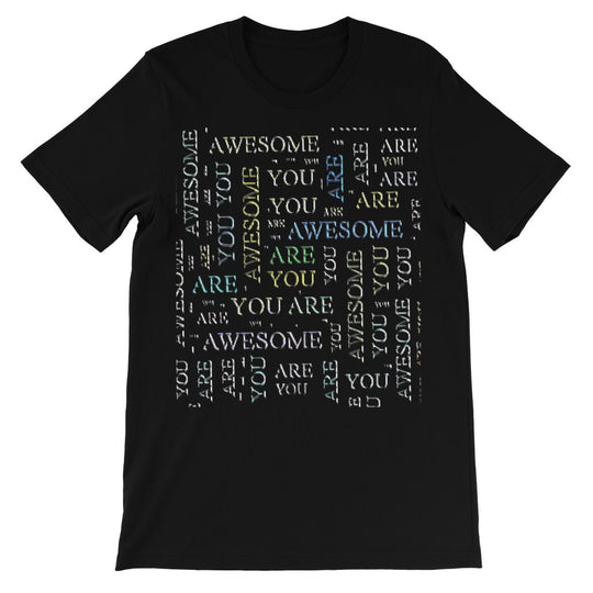 You Are Awesome -cloud Kids TShirt