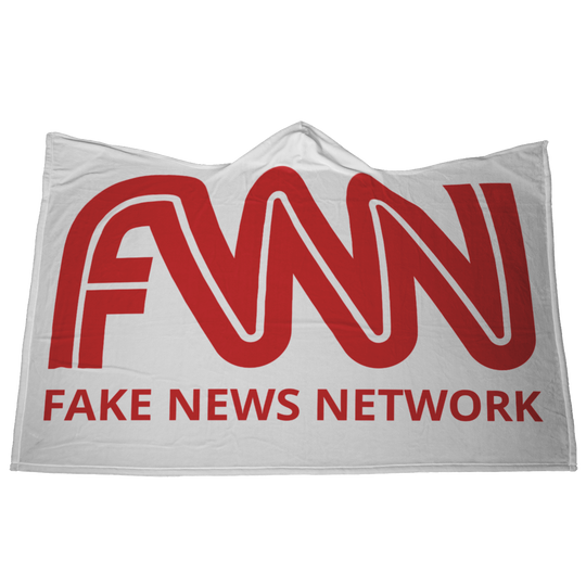 FNN Fake News Network Beach Blanket