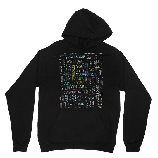 You Are Awesome -cloud Heavy Blend Hooded Sweatshirt