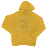 The Expert College Hoodie