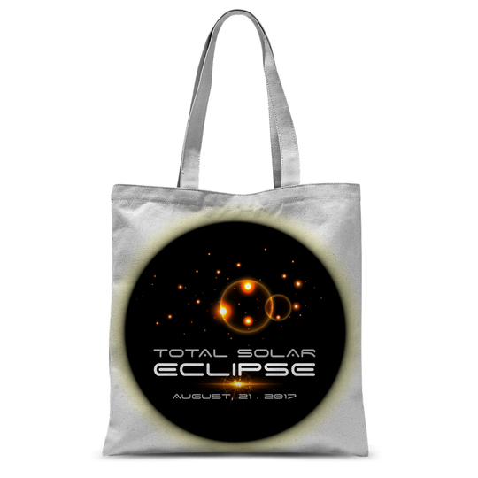 Total Solar Eclipse 8/21/2017 Tote Bag