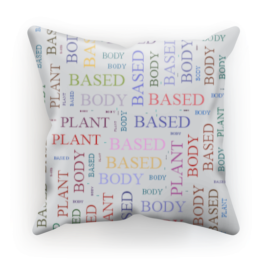 PLANT BASED BODY Cushion