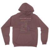 BLACK WIFES MATTER California Fleece Pullover Hoodie