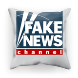 fake news channel Fake News Channel Cushion