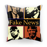 Trump 4Head Fake News Cushion