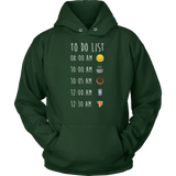 Emoji Hoodie, To Do List