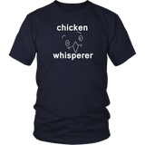 Chicken Whisperer T Shirt, Chicken T Shirt XL, The Chicken Whisperer, Funny T Shirt