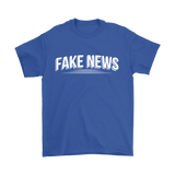 FAKE NEWS T Shirt, Anti Trump, Trump Shirt