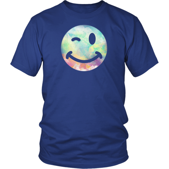 Emoji Smiley Face Aquarius T Shirt