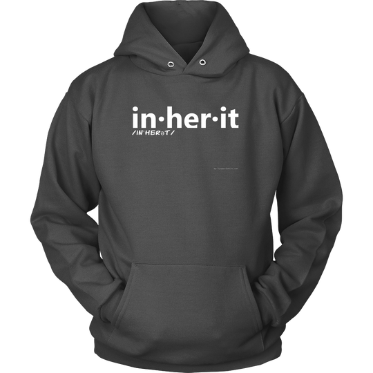 Inherit Hoodie, To be honest, I inherited a mess, Trump