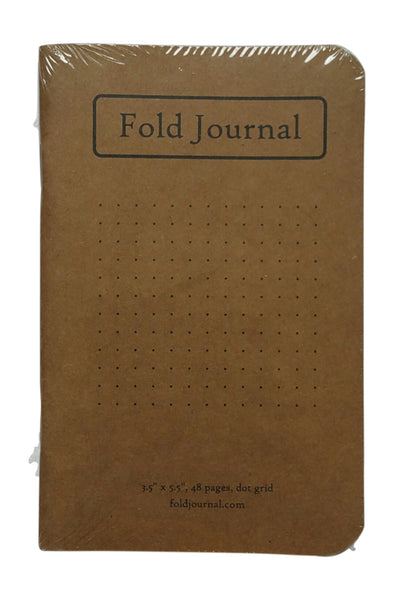 5 Pack Fold Journals - Free Shipping!