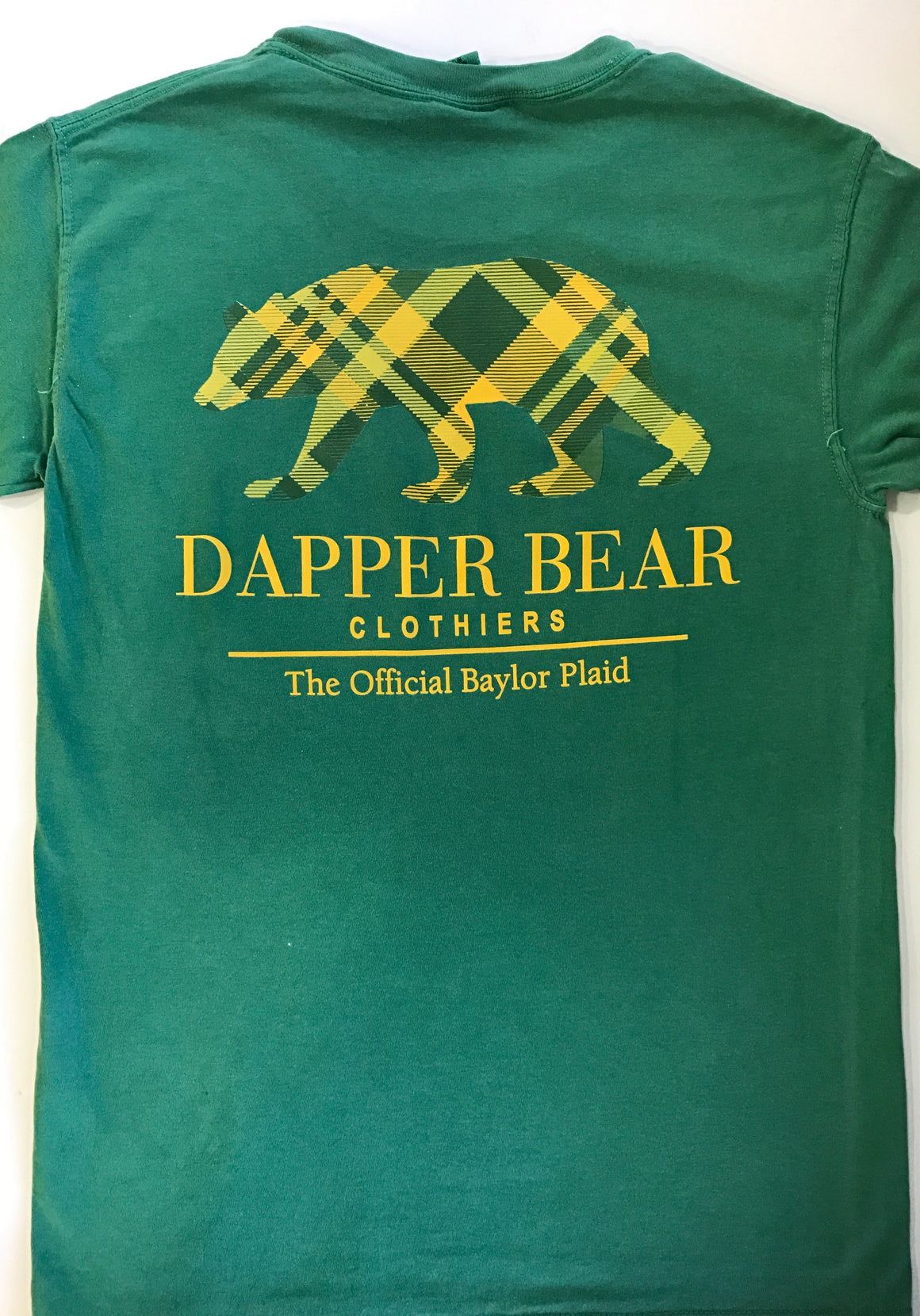 Dapper Bear Pocket Tee