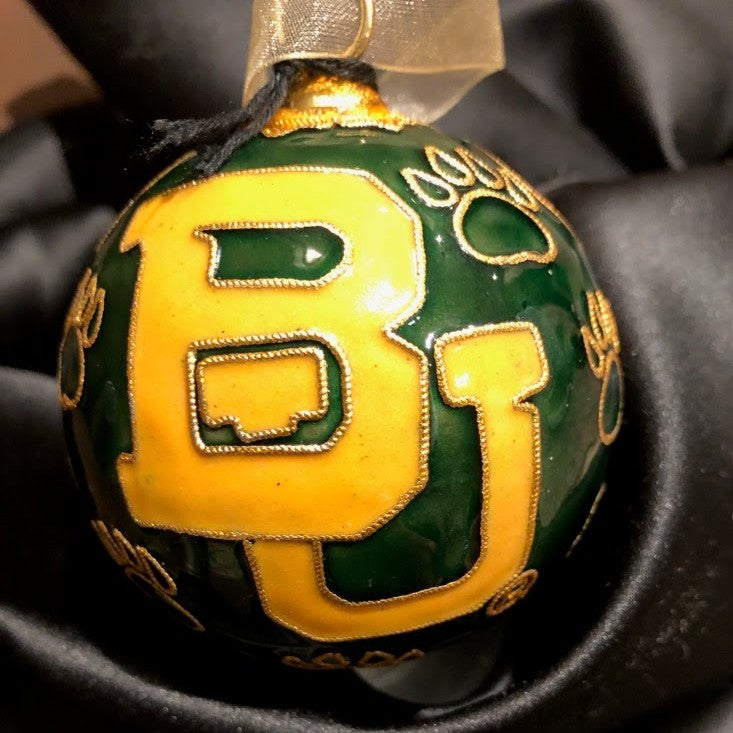Waco Christmas Ornament