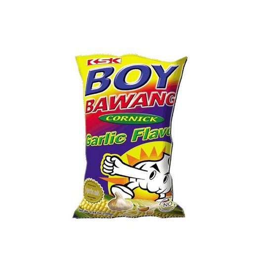 Boy Bawang Cornick (Garlic Flavour) - Mado's Food Hall