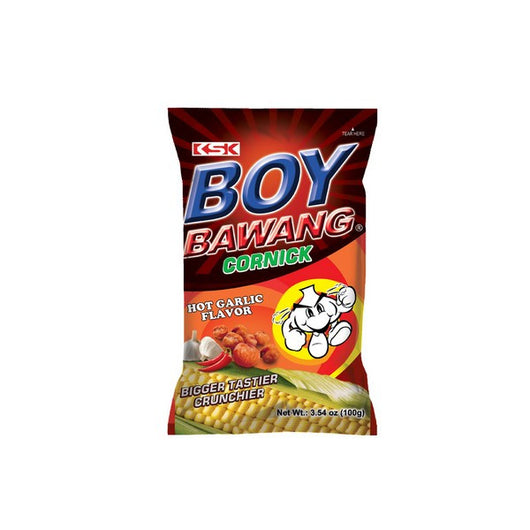 Boy Bawang Cornick (Hot Garlic Flavour) - Mado's Food Hall