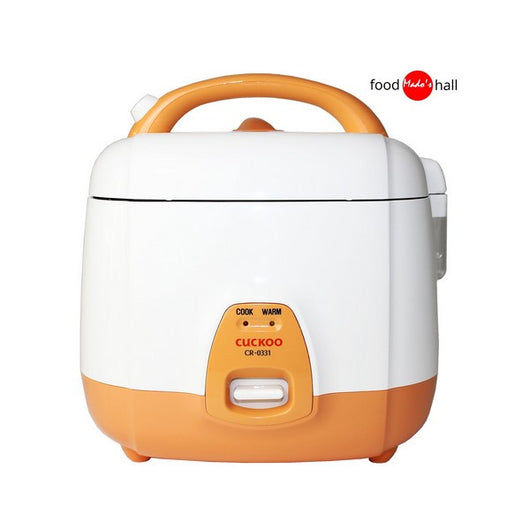 Electric Rice cooker Korean CUCKOO Type CR-0331 (1-3 People, 0, 54L) + FREE RICE - Mado's Food Hall
