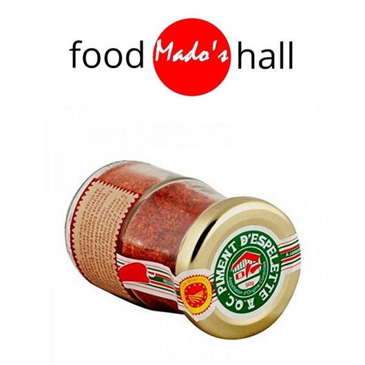 ESPELETTE CHILLI PEPPER POWDER - 40G - Mado's Food Hall