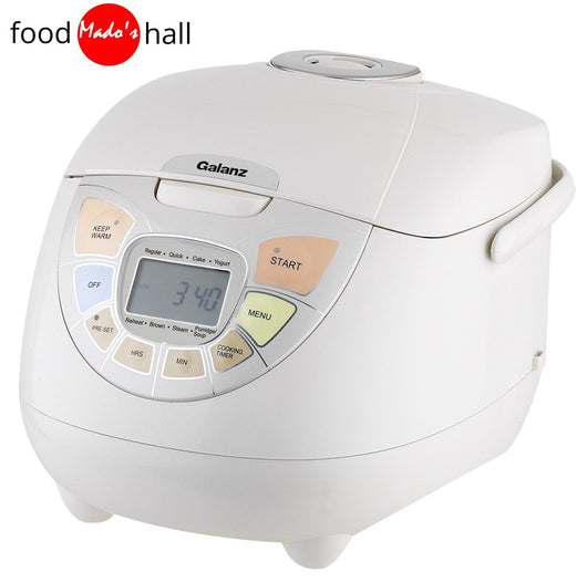 Galanz Rice Cooker B901T Intel 8 in 1 Multi-Function - Mado's Food Hall