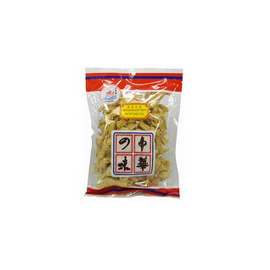Lucky Fish Dried Beancurd Twist (200g) - Mado's Food Hall