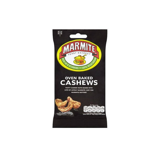 Marmite Cashew Nuts 90g - Mado's Food Hall