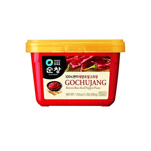 Gochujang Sunchang hot pepper (red pepper miso) 500g - Mado's Food Hall