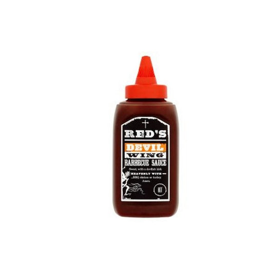 Red's Devil Wing Barbecue Sauce 300 ml - Mado's Food Hall