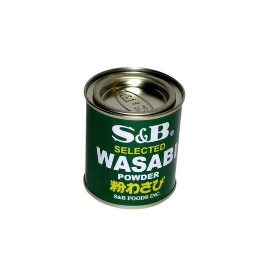 S&B Wasabi Powder (30g) - Japanese Horseradish - Mado's Food Hall