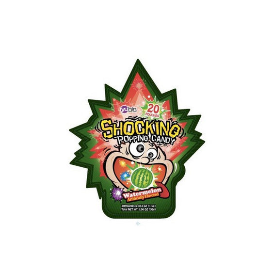 Striking Popping Candy - Watermelon Flavour 30g - Mado's Food Hall
