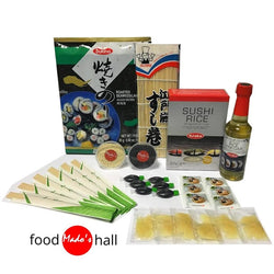 The Perfect Sushi Kit - Gift Set Box for Sushi at home - Mado's Food Hall