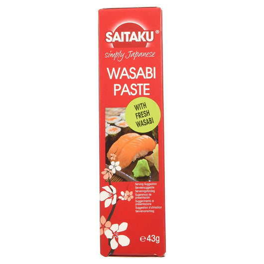 Saitaku Wasabi Paste 42 g - Mado's Food Hall
