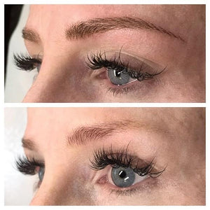 Microblading - Before and After