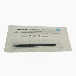Disposable Microblading Hand Tool | #18U Shape | 0.16mm - Classic Super Nano Blade | Slim Design - Microblade Supplies