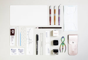 Microblading Starter Kit - Lush Colours Pigments - Microblade Supplies