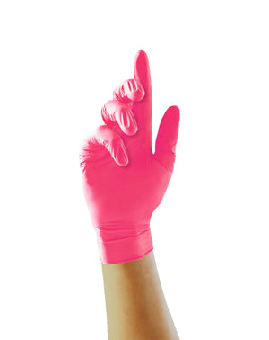 Gloves | Magenta Pearl Unigloves ® - Microblade Supplies