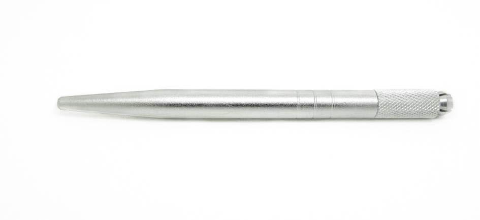 Microblading Pen | Lightweight - Silver - Microblade Supplies