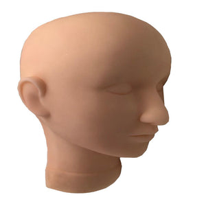 SPMU Tattoo Practice Skin 3D Beauty Model Head - Microblade Supplies