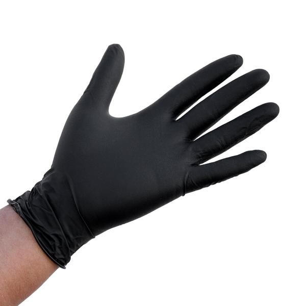 Nitril Gloves | Black Pearl - Microblade Supplies