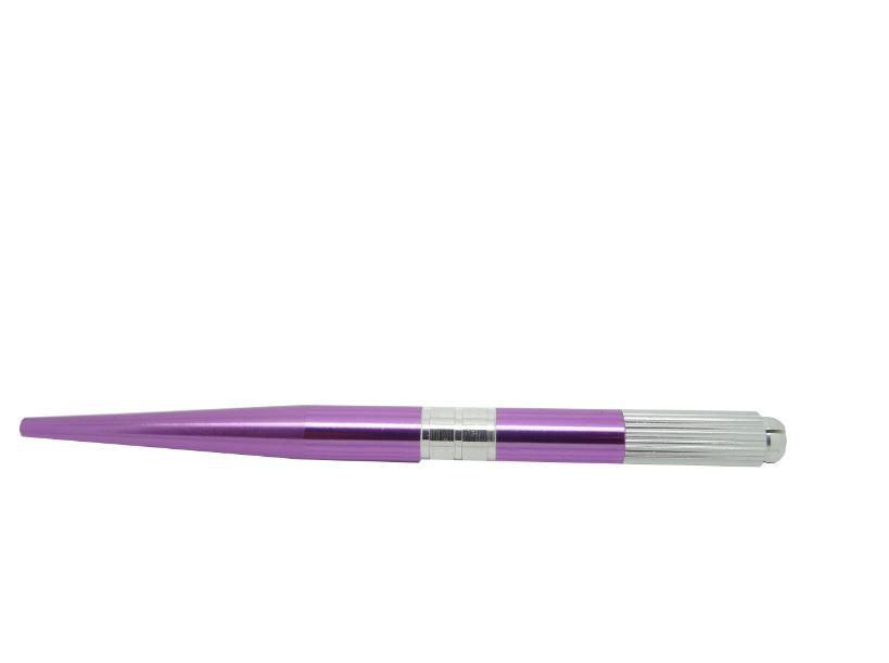 Microblading Pen | Aluminium - Purple Metallic - Microblade Supplies