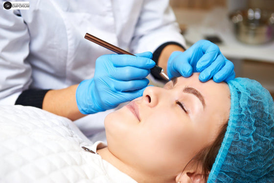 Other Agents for the Microblading Procedure
