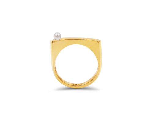 Corky Ring Gold